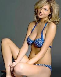 Kate Upton in body paint
