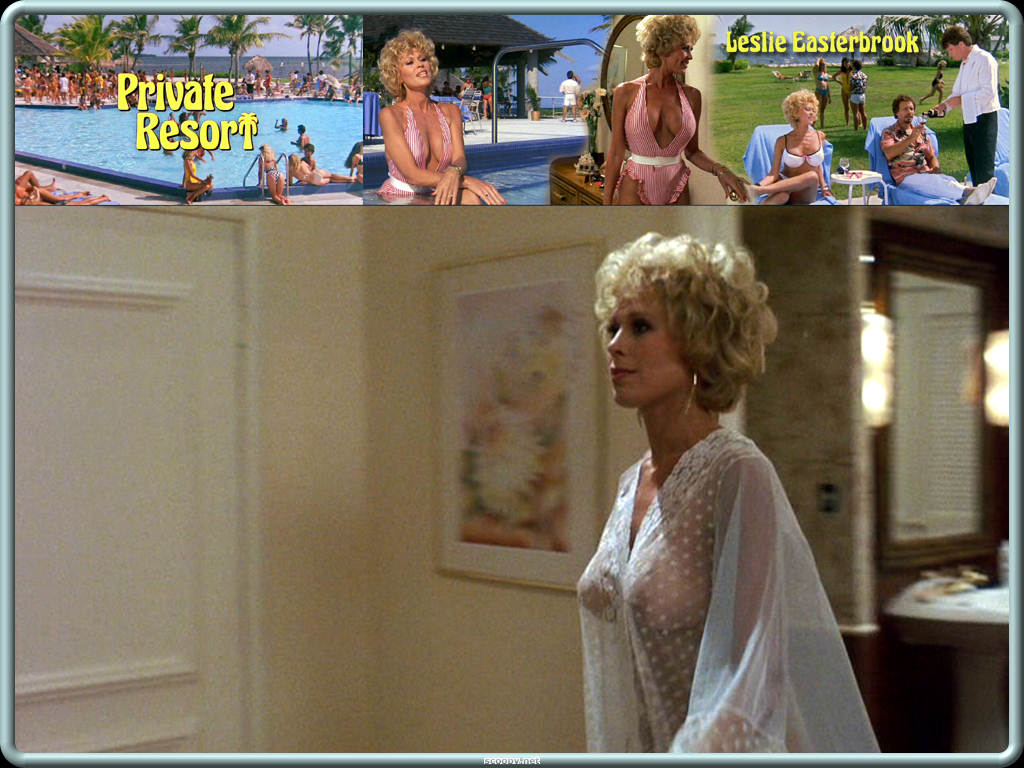 Easterbrook nude leslie Leslie Easterbrook