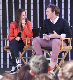 Kristen Stewart - MTV's  Snow White & the Huntsman  Sneak Peek at Universal Citywalk (May 29, 2012)