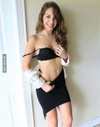 Kimmy Granger in lingerie
