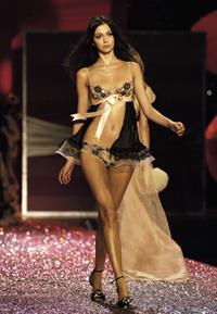Morgane Dubléd in lingerie