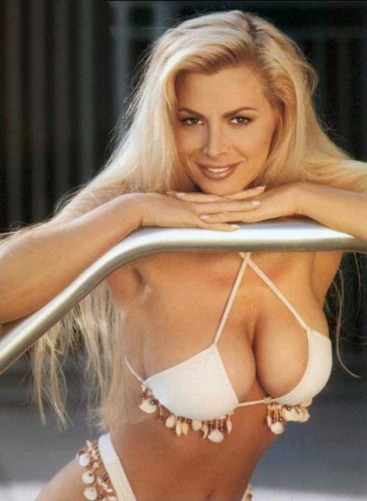 Cindy Margolis in a bikini