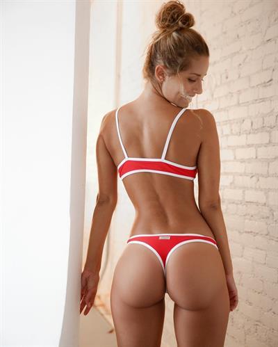Sierra Skye in lingerie - ass