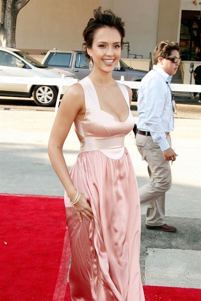 Jessica Alba 2008 NCLR Alma awards in Pasadena