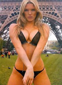 Sofia Zamolo - breasts