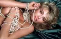Kimberly Conrad Hefner in lingerie