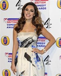 Kelly Brook British Comedy Awards in London December 12, 2012