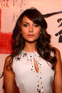Nina Dobrev The CW Network's 2013 Upfront - Party, May 16, 2013