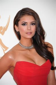 Nina Dobrev 63rd annual Primetime Emmy Awards September 18, 2011