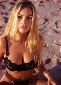 Sofia Vergara in lingerie