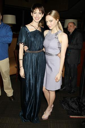 Anne Hathaway A Tastemaker Screening of Universal Pictures' Les Miserables - After Party December 2, 2012