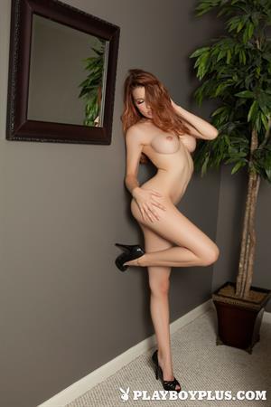 Playboy Cybergirl: Caitlin McSwain Nude Photos & Videos at Playboy Plus!