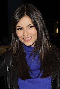 Victoria Justice out and about in NY 10/21/12