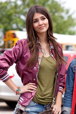 Victoria Justice 'Fun Size' movie stills 2011