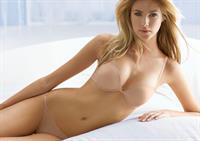 Cassie Gardner in lingerie