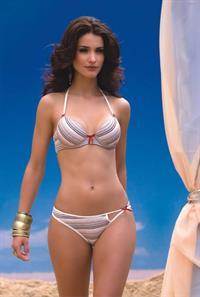 Ana Luiza Freitas in a bikini