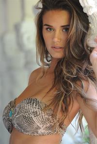 Talita Correa in a bikini