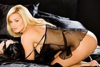 Ciara Price in lingerie