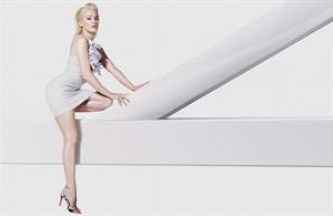 Kylie Minogue Photoshoot for Elle UK 2013 Photos By Cuneyt Akeroglu Elle UK 2013