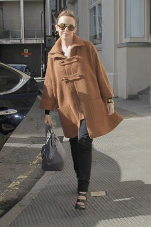 Kylie Minogue in Central London - September 27, 2012