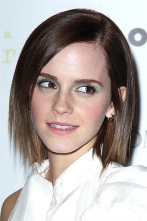Emma Watson - The Cinema Society special screening in New York City September 13, 2012