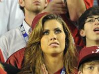 Aj McCarron Alabama Starting Quarterback's supermodel girlfriend