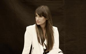 Lea Michele Faces of Fox campaign photoshoot 2012
