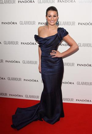 Lea Michele - Glamour Women Of The Year Awards in London May 29, 2012