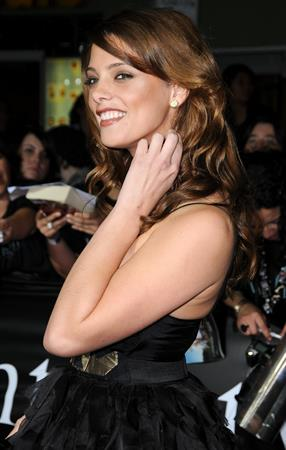 Ashley Greene at the Premiere of Twilight held at the Mann Village and Bruin Theatres