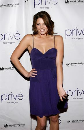 Ashley Greene at Prive Las Vegas Presents Twilight movie release party