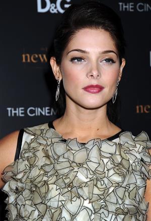 Ashley Greene screening of the Twilight Saga New Moon at Landmarks Sunshine Cinema in New York City