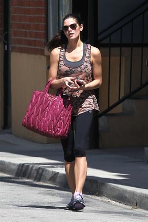 Ashley Greene Studio City Candids May 29th 2012