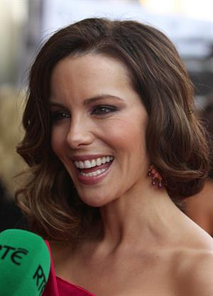 Kate Beckinsale Total Recall Premiere - Ireland on August 14, 2012