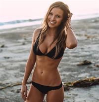 Kendall Caitlyn in a bikini