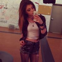 Chrissy Costanza taking a selfie