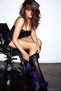 Alexandra Felstead in lingerie