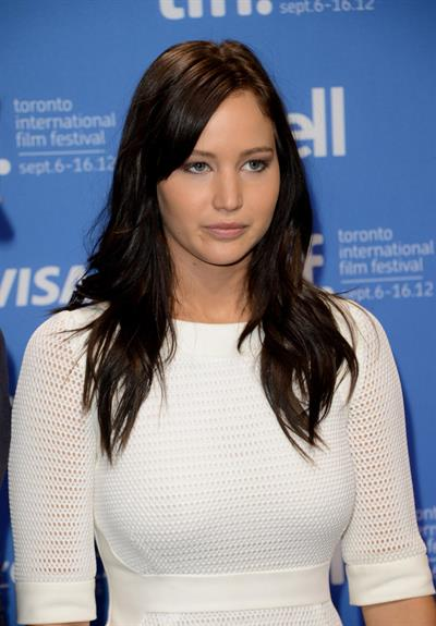 Jennifer Lawrence - The Silver Linings Playbook Press Conference & Photocall at TIFF (September 9, 2012)