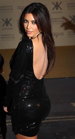 Kardashian Kollection UK launch in London 11/8/12