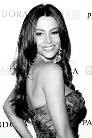 Sofia Vergara Glamour Women of the Year Swards in London May 29, 2012