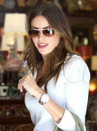 Sofia Vergara - Shopping in West Hollywood - July 30, 2012