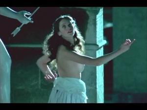 Felicity Jones nude in Servants