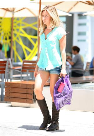 Ashley Tisdale in West Hollywood 08/06/2012