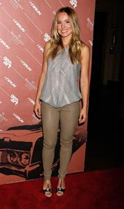 Kristen Bell - Hit and Run Screening in New York City (July 25, 2012)