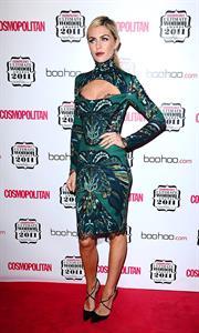 Abbey Clancy Cosmopolitan Ultimate Women Awards 2011 3/11/2011