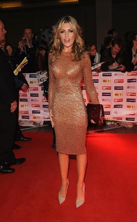 Abigail Clancy at the Pride of Britain awards at Grosvenor House London England