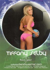 Tiffany Selby in a bikini - ass