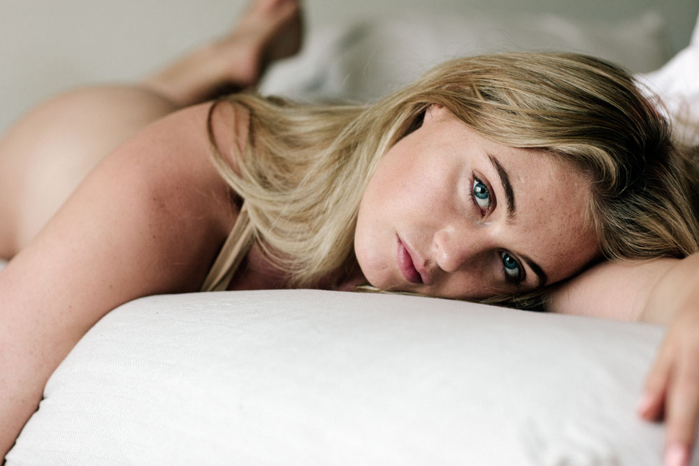 Iskra Lawrence:  Atisha Paulson for C Heads