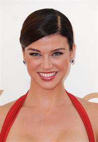 Adrianne Palicki 63rd Annual Primetime Emmy Awards on September 18, 2011