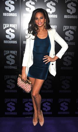 Alesha Dixon - Cash Money Records Party