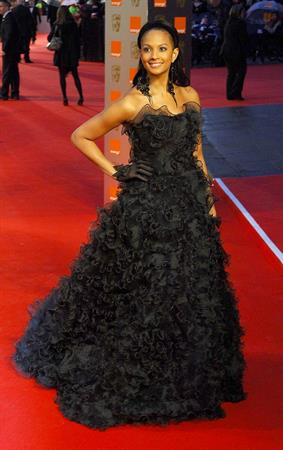 Alesha Dixon - British Academy Film Awards 2009